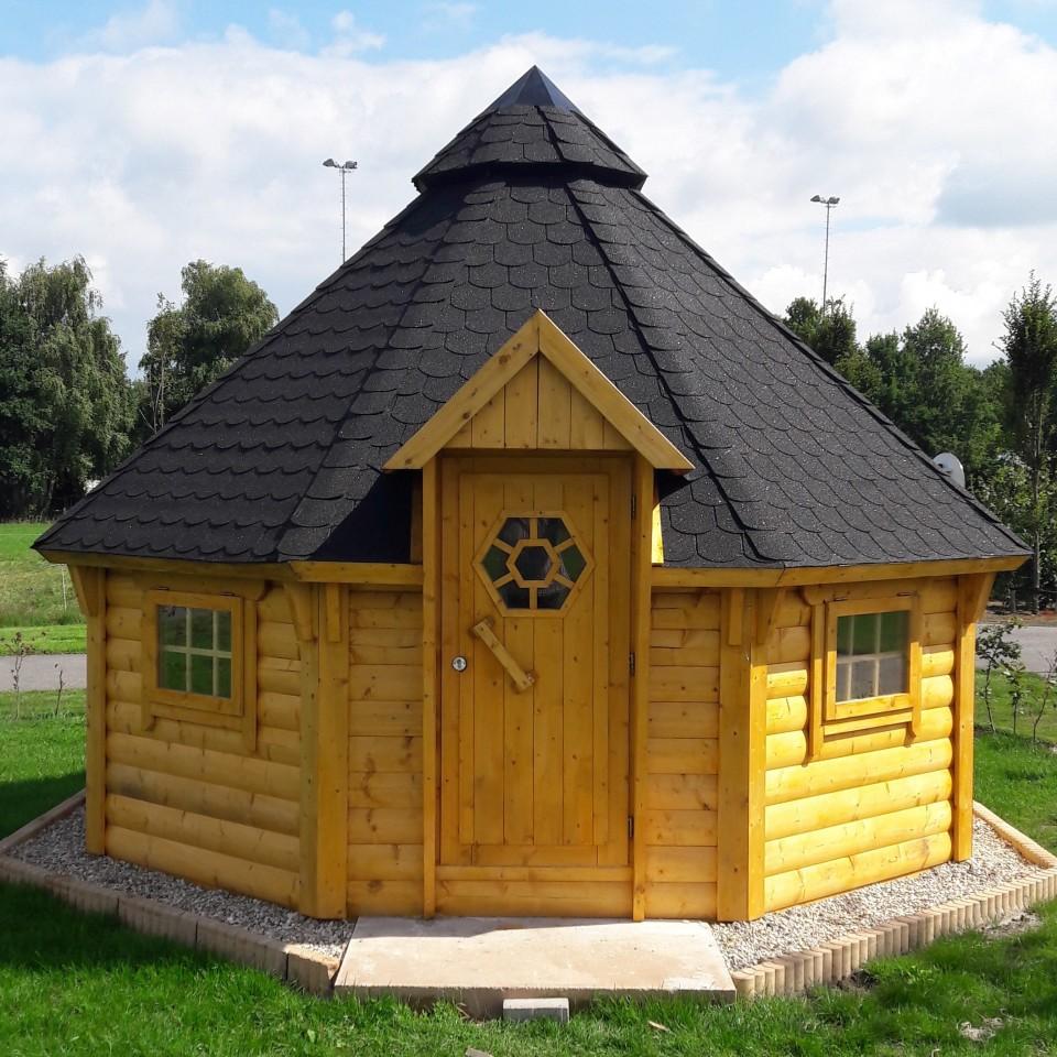 Finse hut Camping De Peelpoort